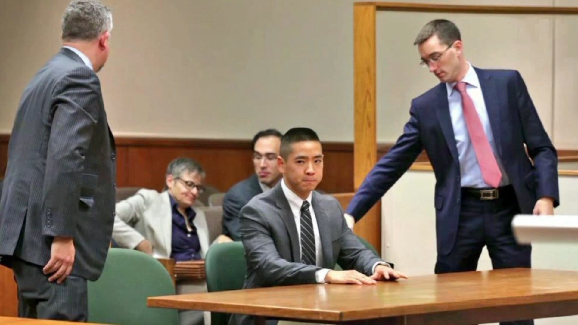 Charles Tan enters pleads not guilty to new gun charges