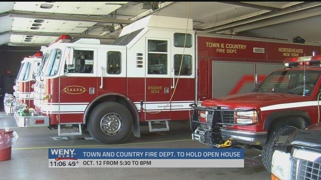 Annual Chesterton Fire Department Open House on Saturday