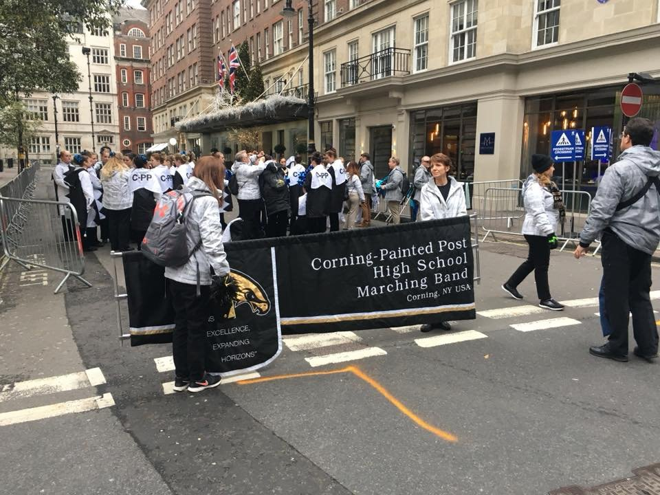PHOTO: C-PP Marching Band / Facebook