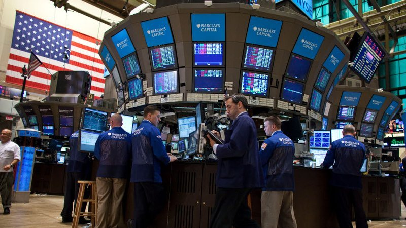 Dow Plunges In Worst Point Decline in History