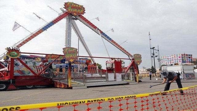 Weny News Manufacturer Says Corrosion Caused Ohio State Fair Fatal