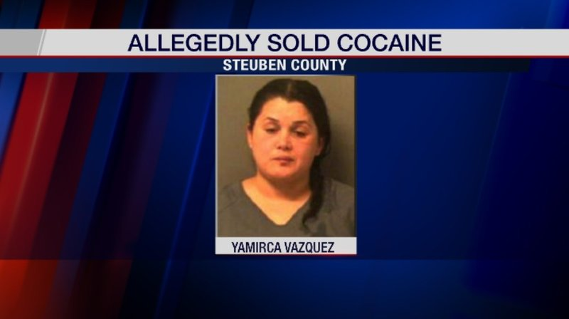 Weny News Campbell Woman Accused Of Selling Cocaine