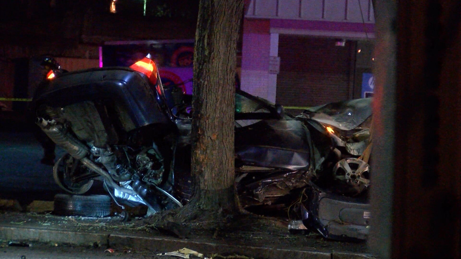 WENY News - Police Investigating Late Night Crash