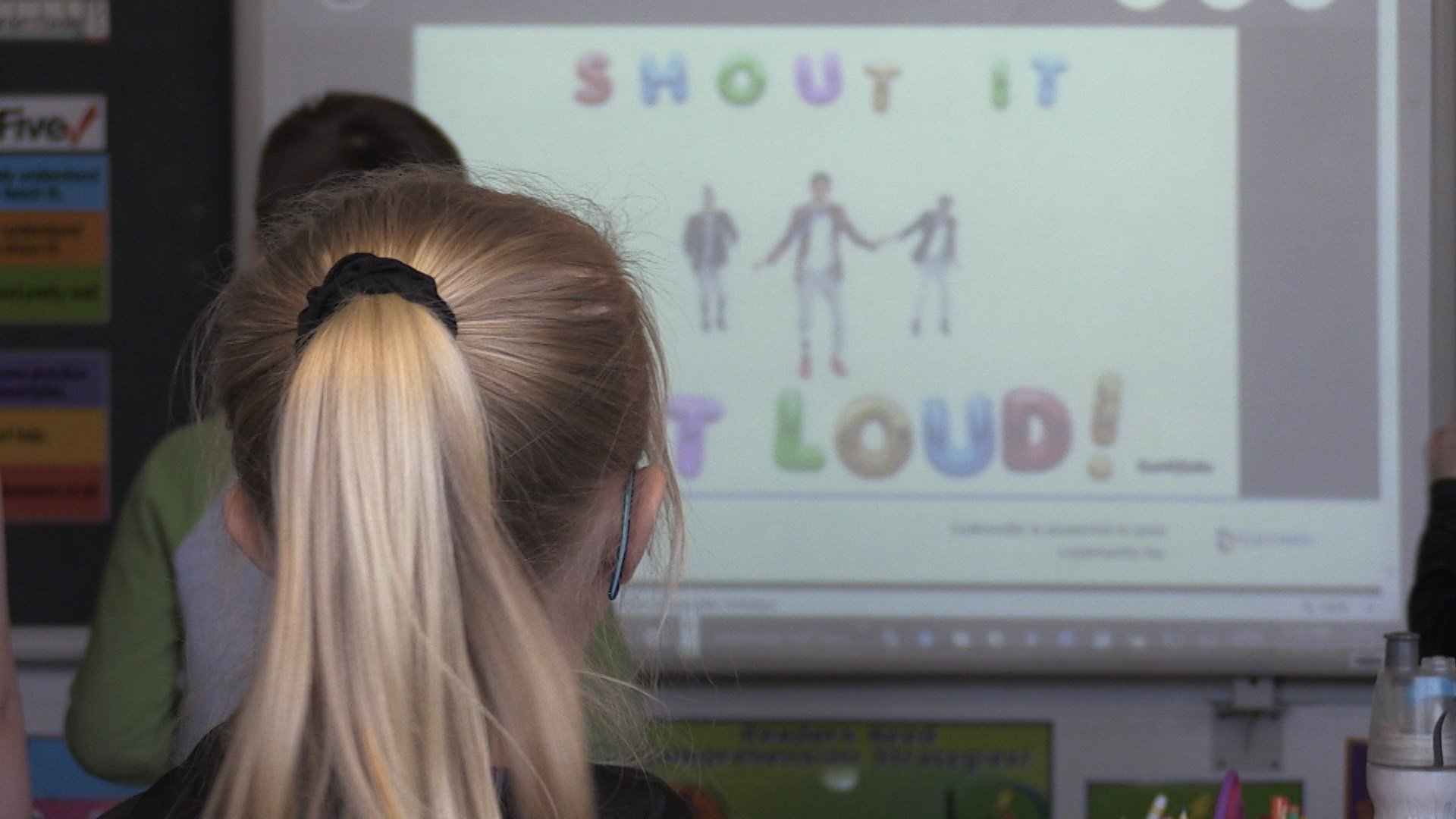 WENY News - GoNoodle Encourages Local Students to Get Up and Move