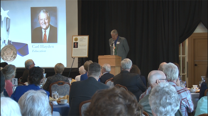 Weny News Twin Tier Residents Honored At Jefferson Award Ceremony