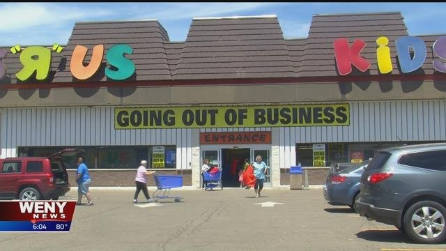 Weny News Horseheads Toys R Us Final Day