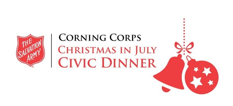 Weny News Christmas In July Civic Dinner