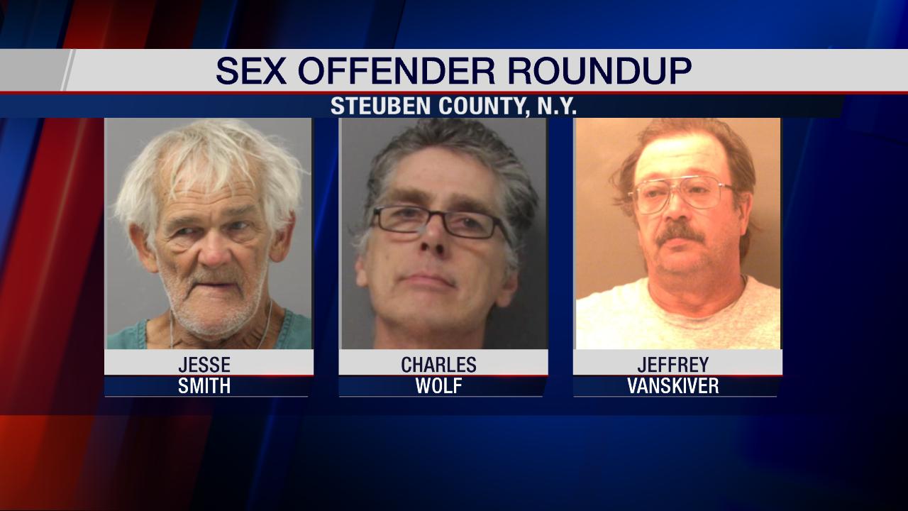 Sex offenders in steuben county