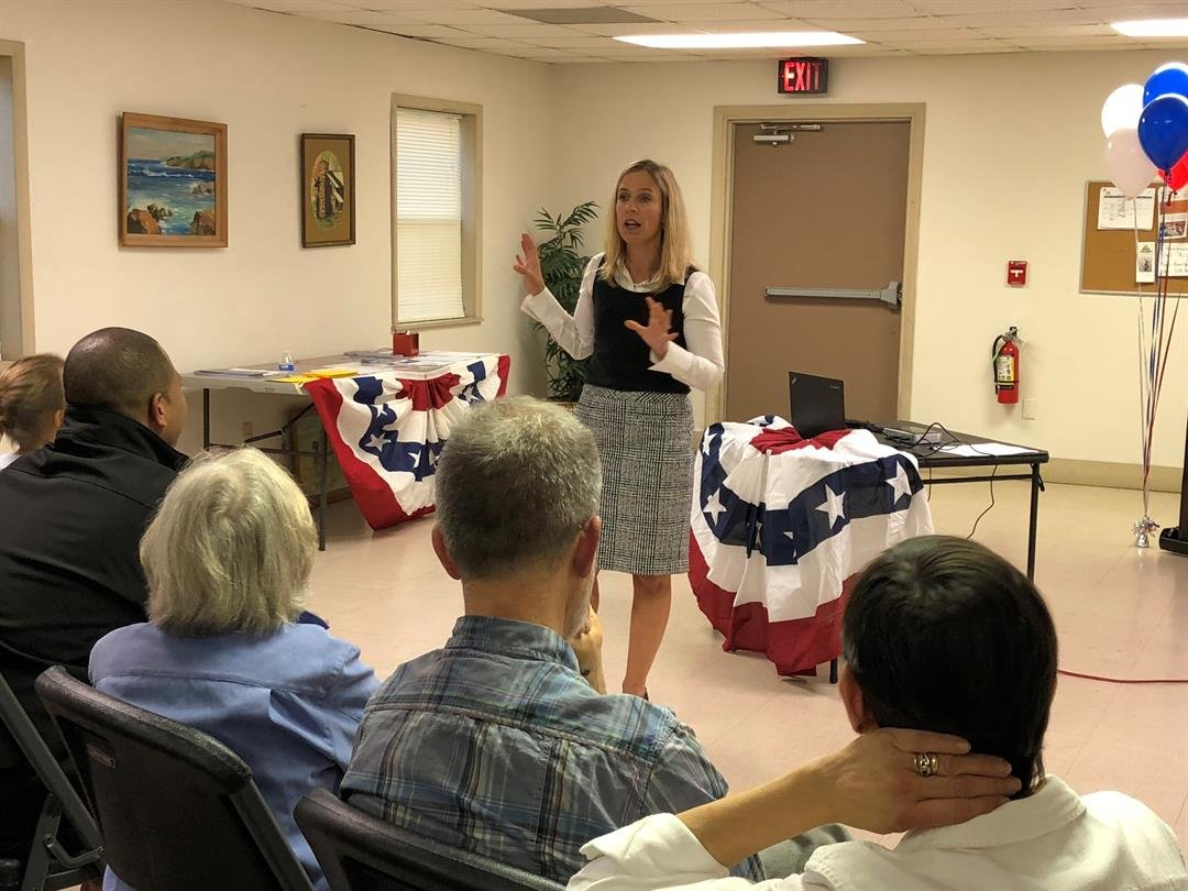 Weny News Meet And Greet With Chemung Co Legislative Candidate