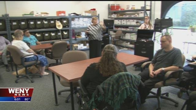 WENY News - Demonstrations held to help disabled residents ...