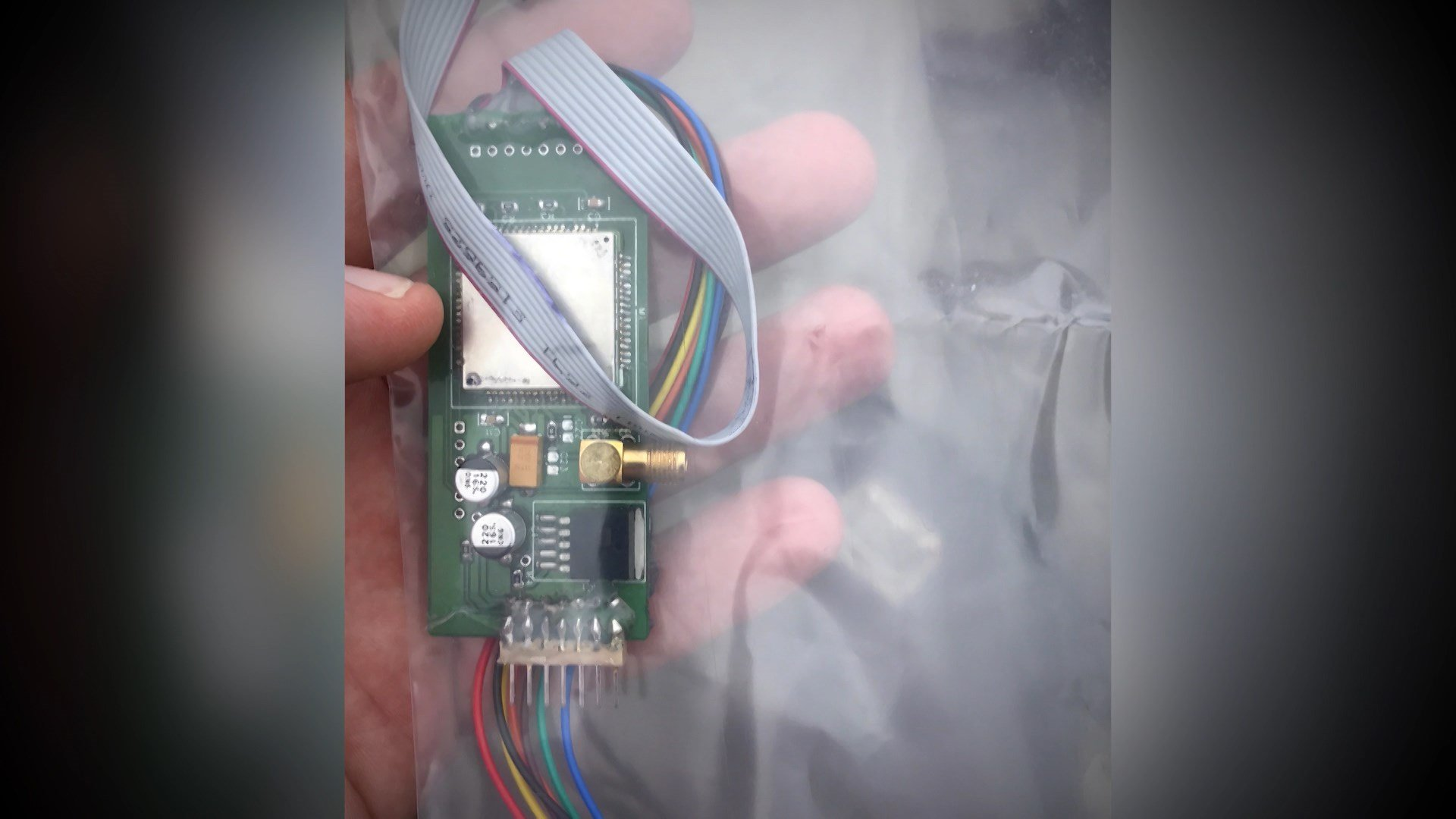 GSM/cellular skimmer found by police in Horseheads