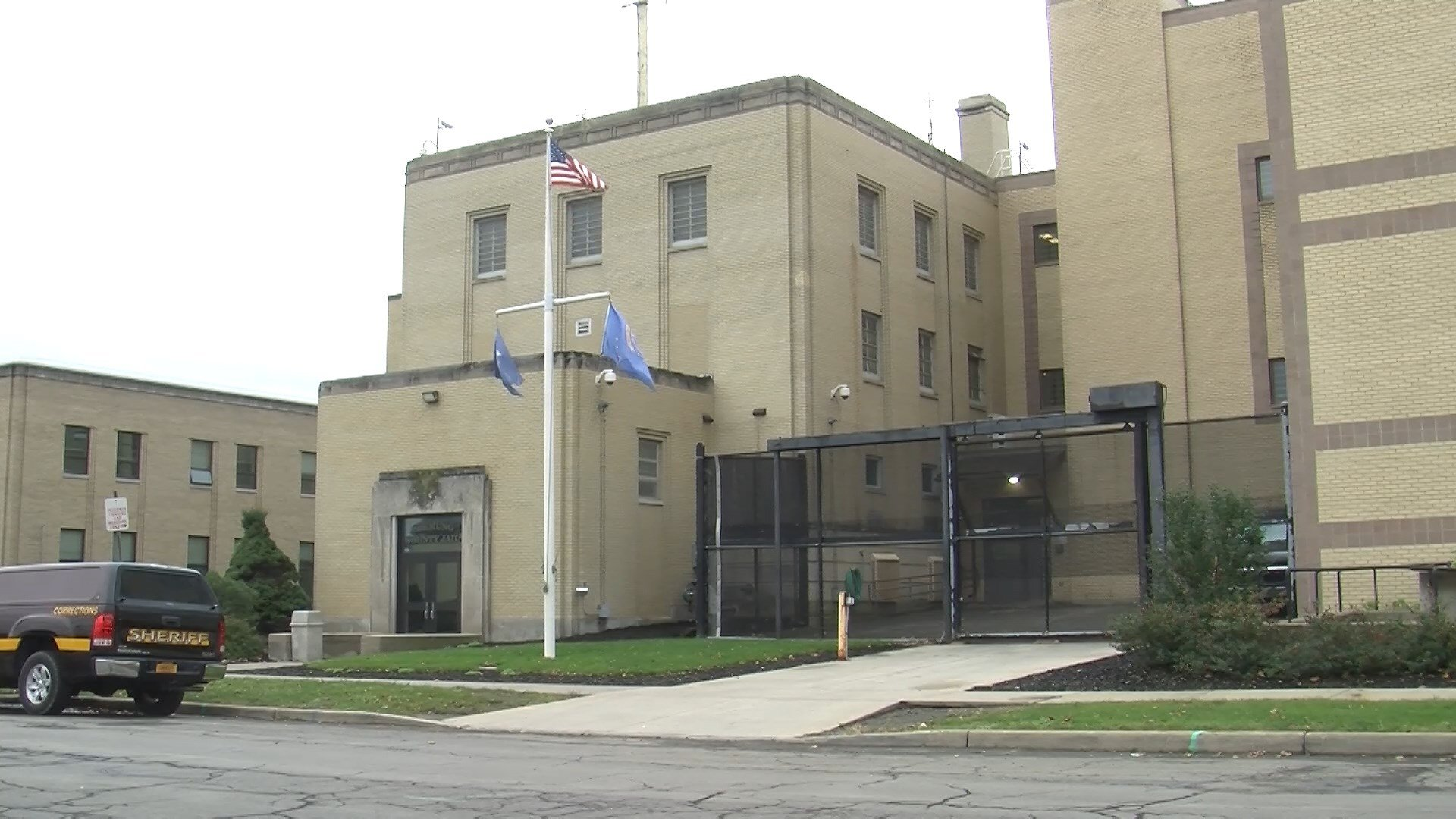 Baptist Church cluster connected to cases at jail