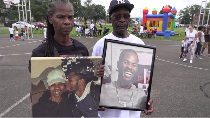'Stop The Violence' event draws thousands to Ernie Davis Park
