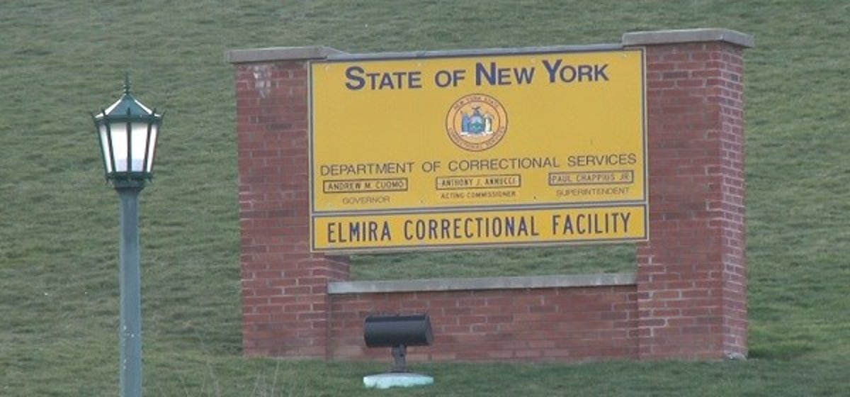Several officers injured, visitors arrested following reported assaults, drug smuggling at Elmira Correctional Facility