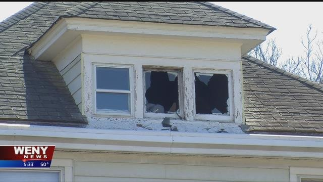 House Fire Turns Into Meth Lab Investigation Weny News