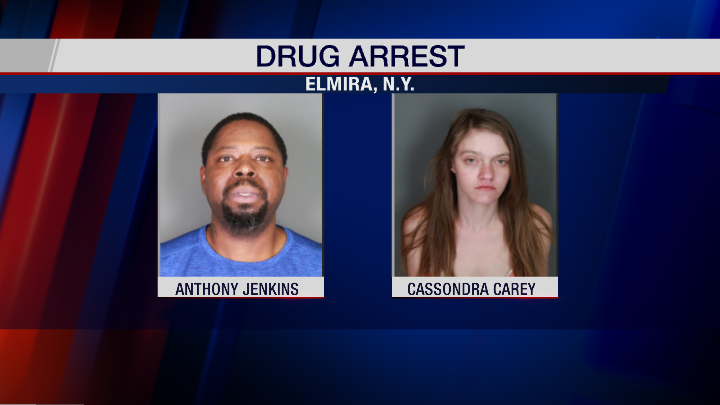Two Arrested for Alleged Drug Possession Following February Inve