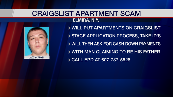 EPD Warns of Two Men Carrying Out Apartment Rental Scams