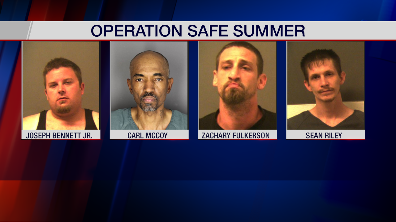Bath Police Department Releases Identities of Those Arrested