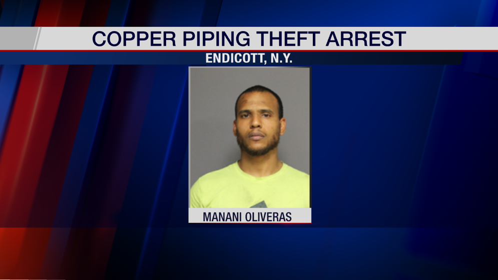 Binghamton Man Arrested for Alleged Involvement in Broome