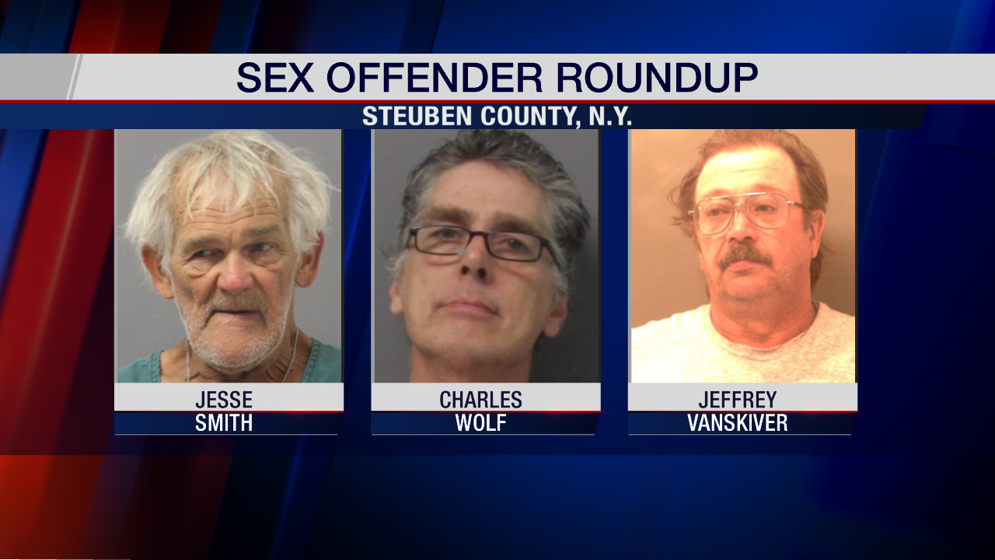 steuben ny county sex offenders in Waterbury