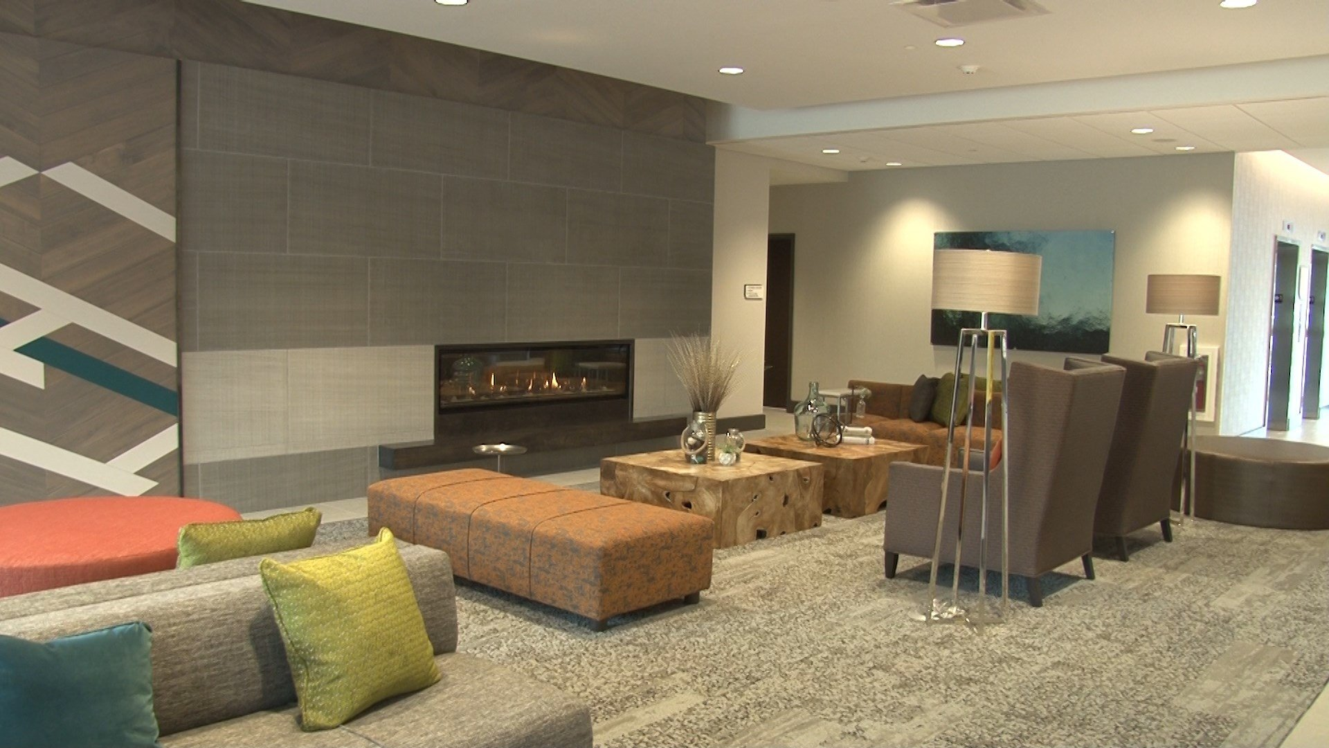 WENY News - Hilton-Garden Inn Officially Opens in Downtown Corning