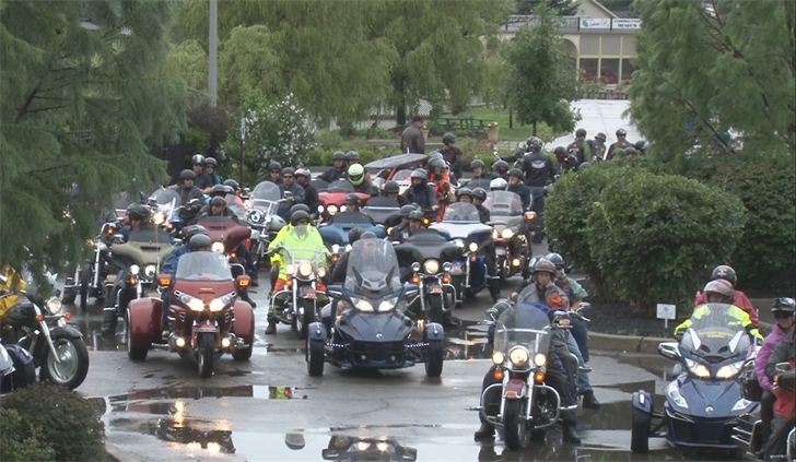 Weny News Biking Community Comes Together For The Mattesons