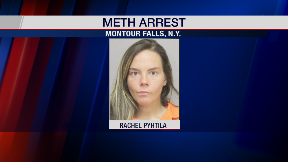 Montour Falls Woman Arrested After Allegedly Making Meth