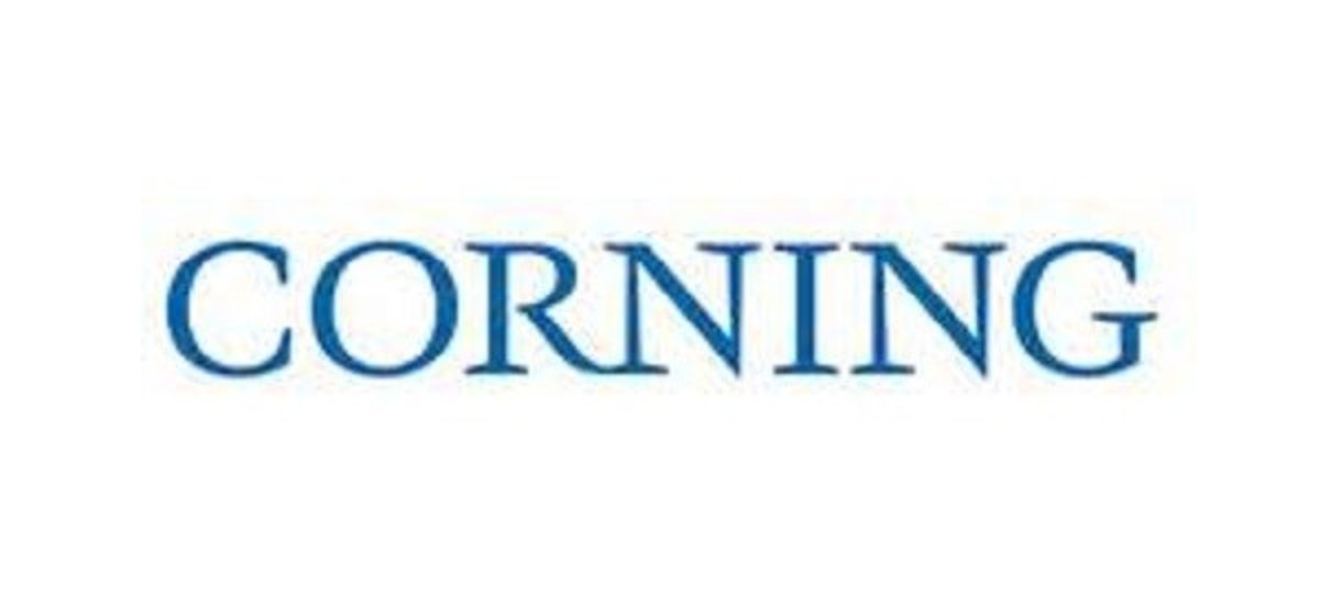 Corning, Inc. releases second-quarter highlights for 2019