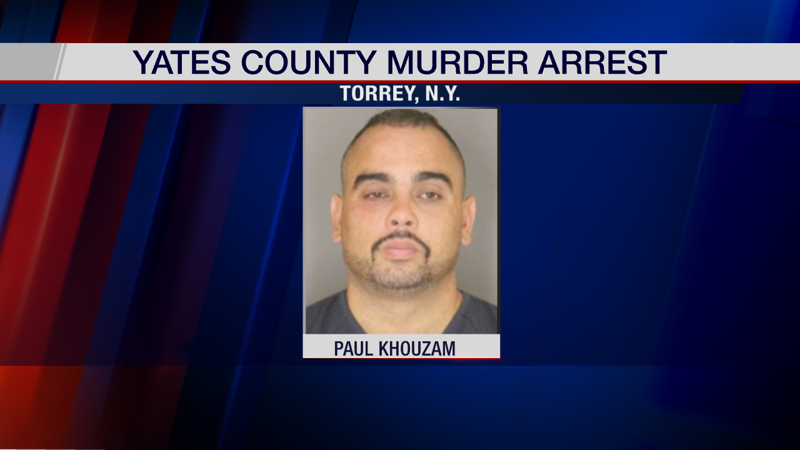 Weny News Yates County Man Indicted After Allegedly Killing His
