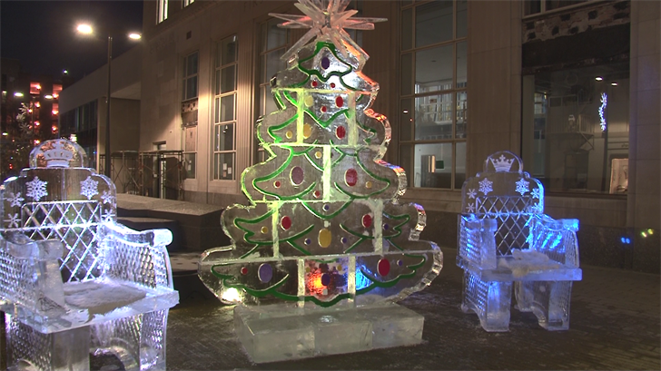 12th Annual Ithaca Ice Fest In Town Through Saturday