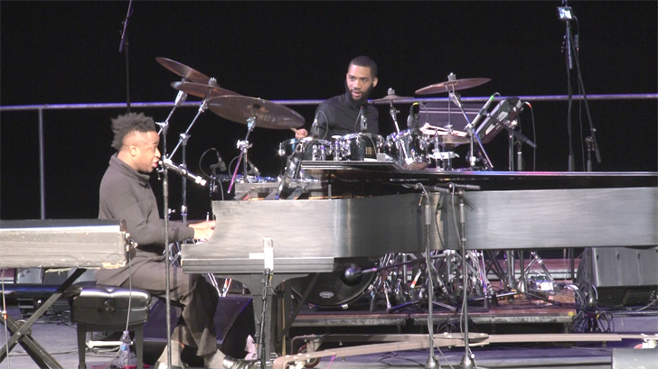 Weny News Damien Sneed Pays Tribute To Mlk At Clemens Center With