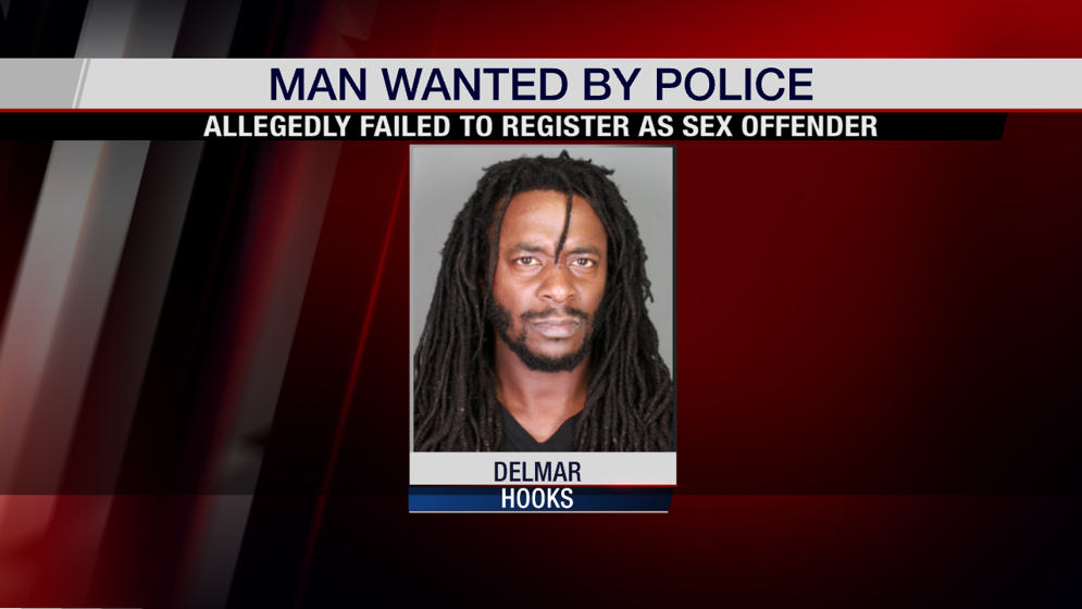 Elmira Police looking for convicted sex offender