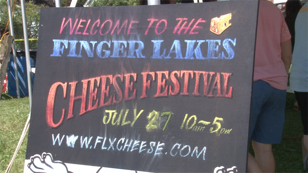 8th annual Finger Lakes Cheese Festival