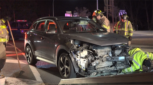 State Police: One hurt in head-on collision in Horseheads