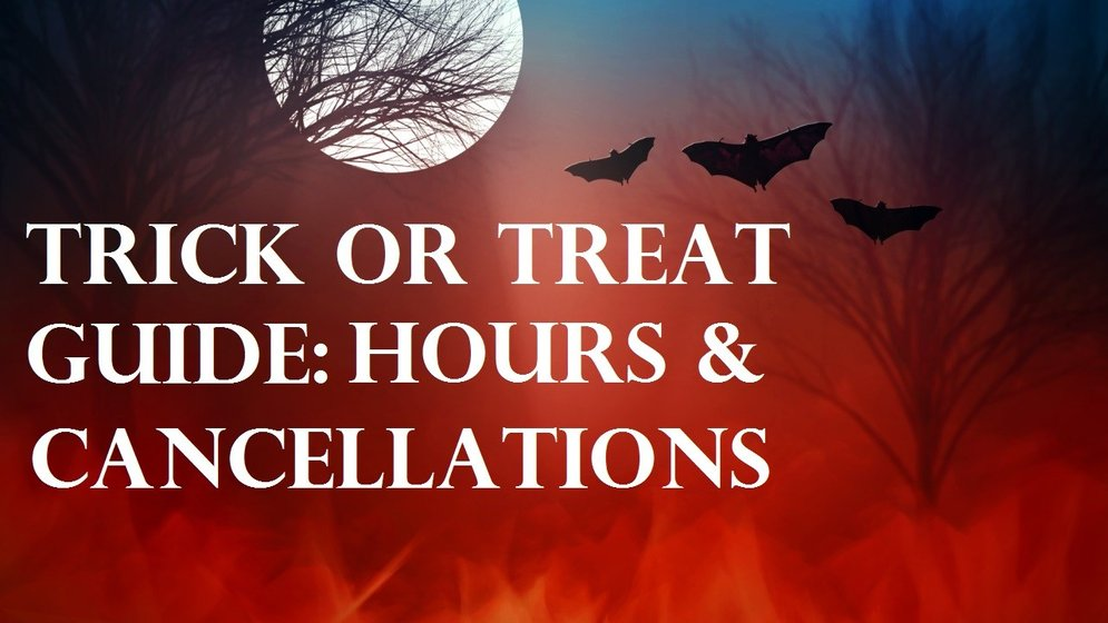 Halloween Trick Or Treat Times 2020, Bradford, Pa 2020 Trick or Treat Guide: Hours & Cancellations   WENY News