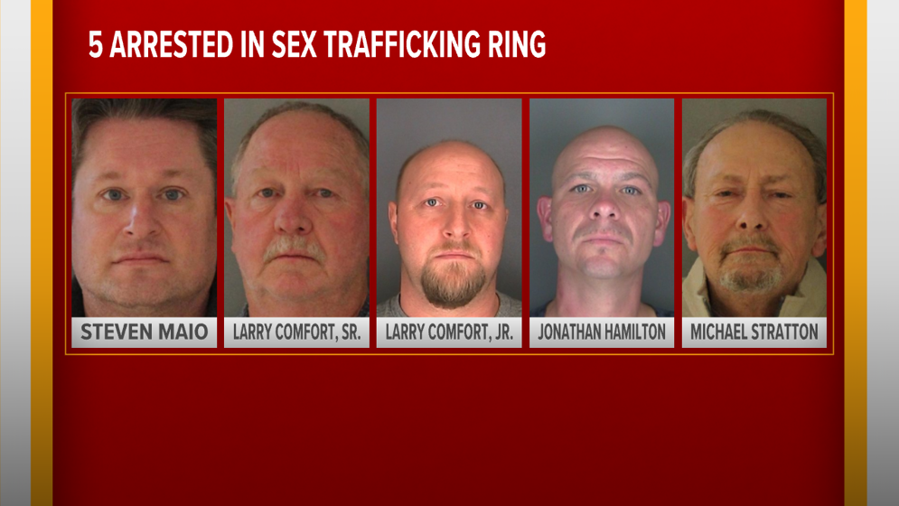 Steuben County legislator indicted in sex trafficking ring